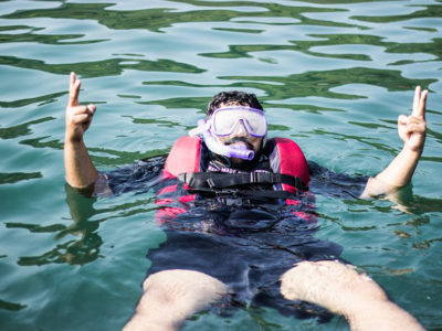snorkeling trip goa